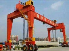 ME130+130-40-12米升高轮胎吊